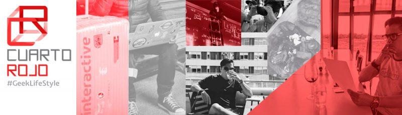 Cuarto Rojo –  Estilo de vida Geek  #GeekLifestyle